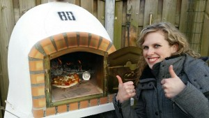 pizzaoven-testen